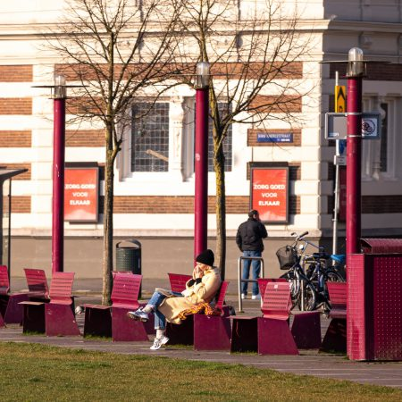 Amsterdam Concertgebouw Take care of each other.